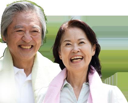 年齢を重ねてきた中で、健康的な生活を送りたくて|ご利用者例